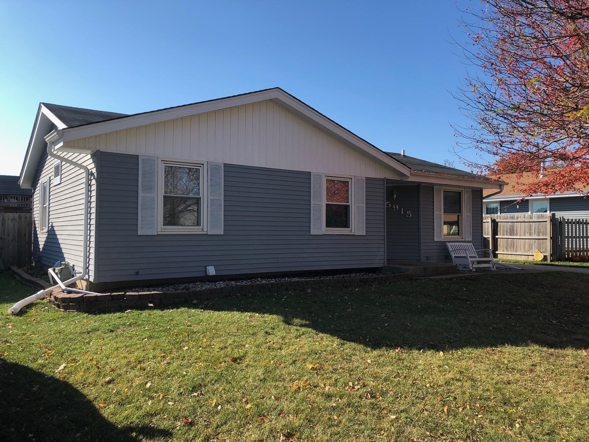 5915 68th St, Kenosha, Wisconsin 53142, 3 Bedrooms Bedrooms, 6 Rooms Rooms,2 BathroomsBathrooms,Single-family,For Sale,68th St,1722744
