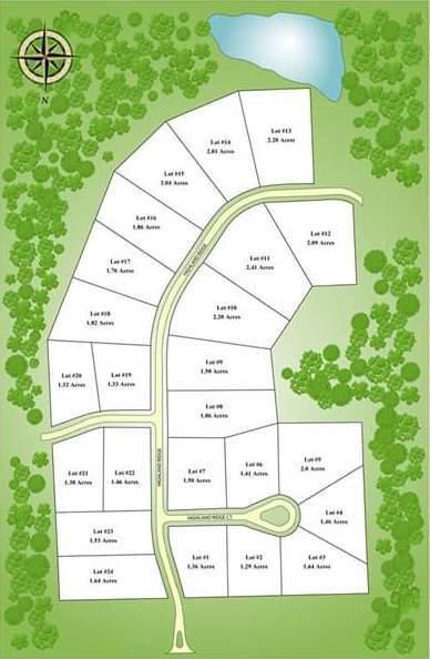 Lt18 Highland Ridge, Richfield, Wisconsin 53017, ,Vacant Land,For Sale,Highland Ridge,1722768