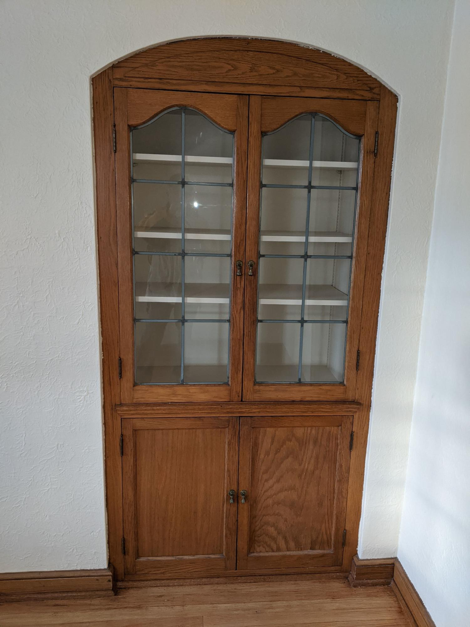 DINING RM CHINA CABINET