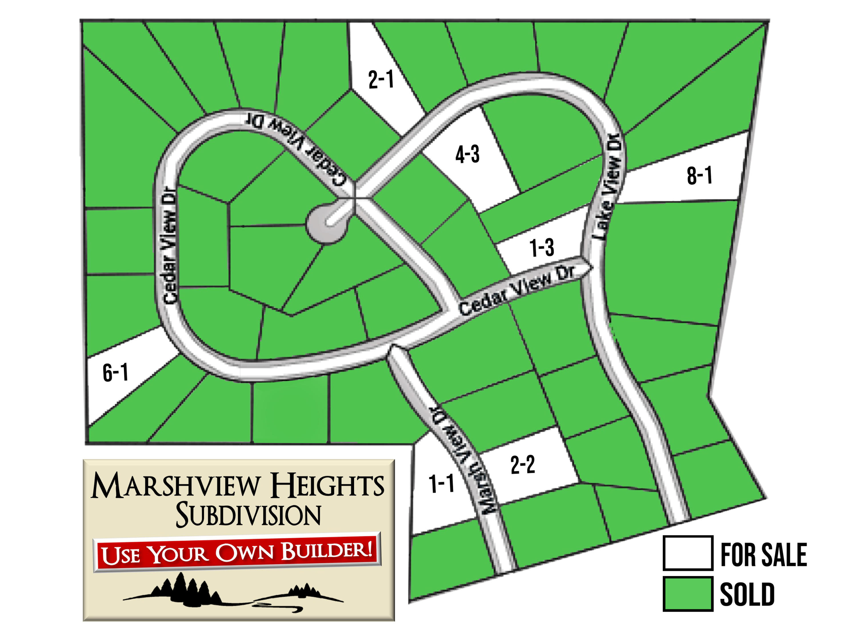 0.995 Acre Marsh View Dr, Rhine, Wisconsin 53020, ,Vacant Land,For Sale,Marsh View Dr,1653825
