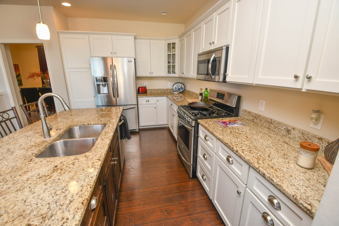 Kitchen with Stainless