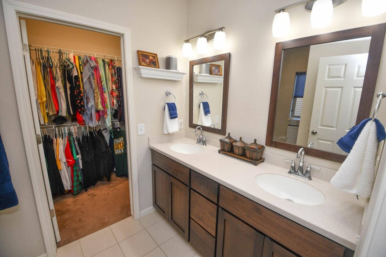 Private Bathroom- WIC