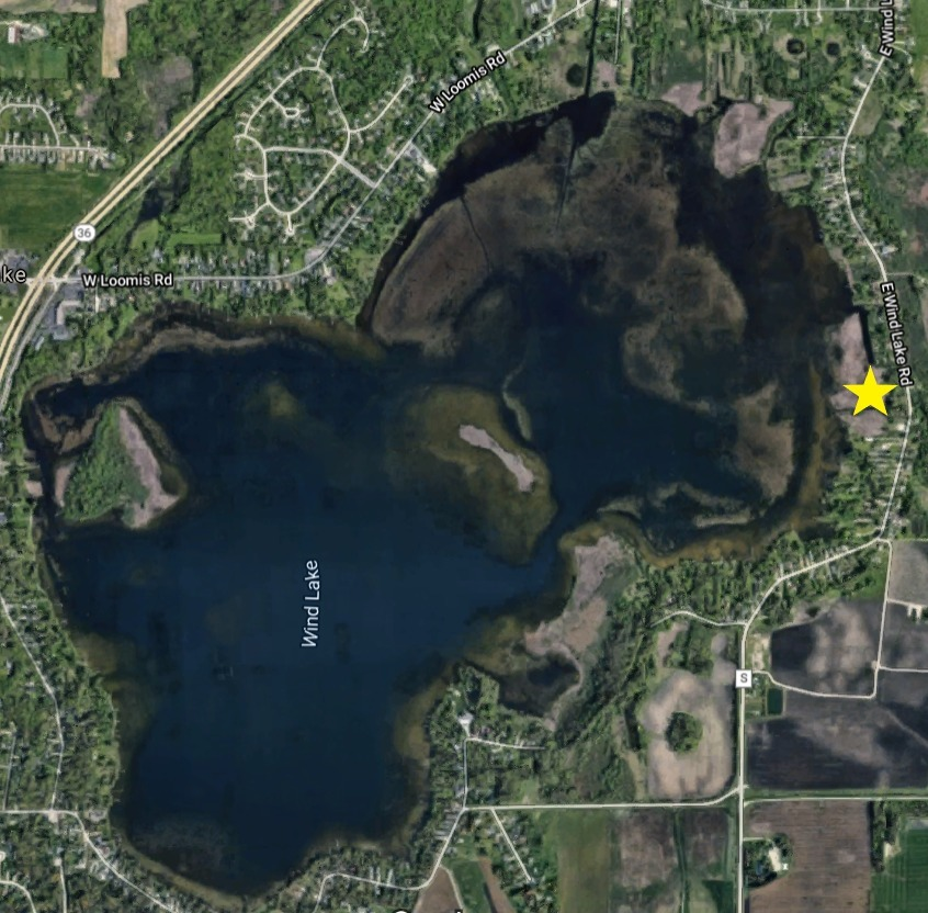 Lt38 Wind Lake Rd, Norway, Wisconsin 53185, ,Vacant Land,For Sale,Wind Lake Rd,1722587
