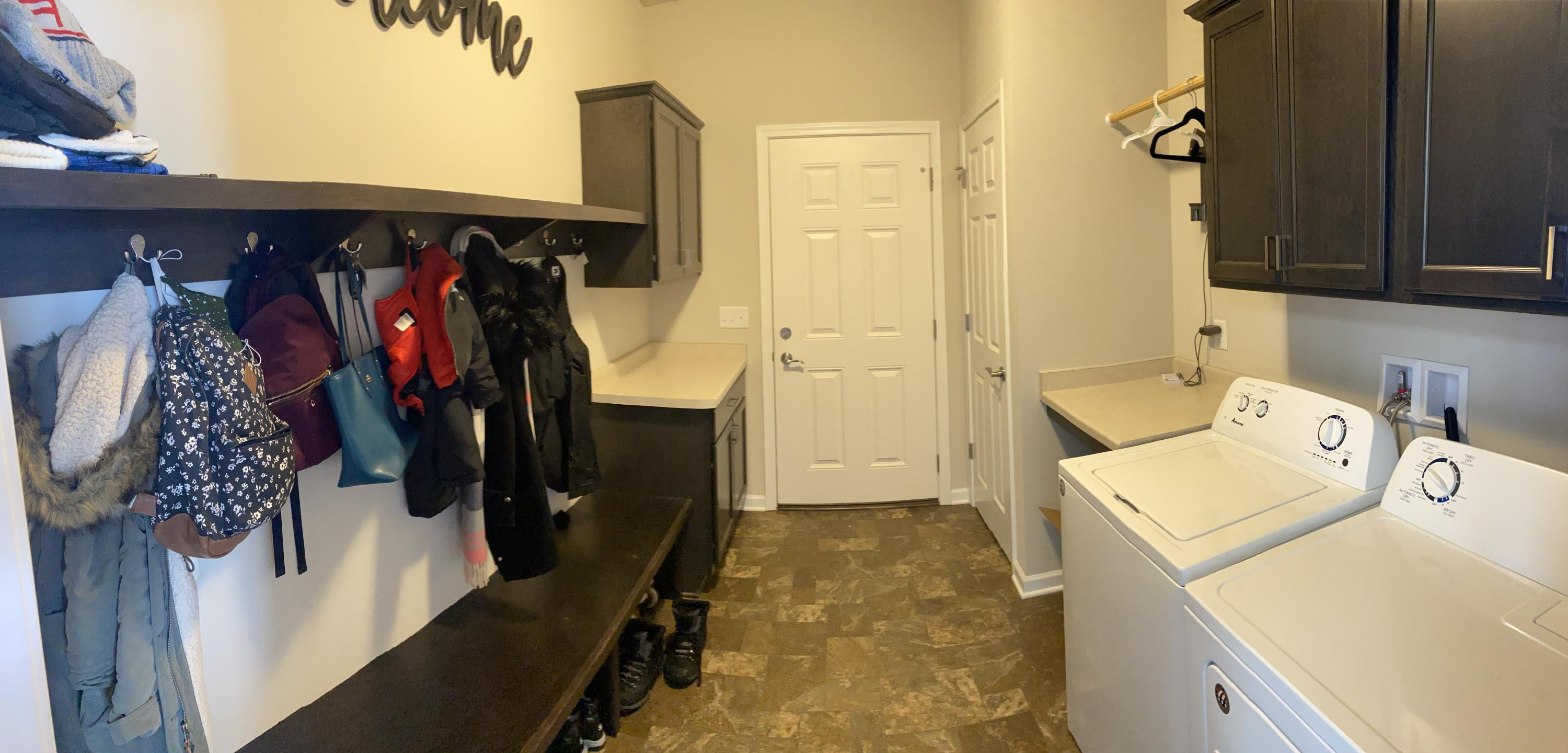 mudroom and ff laundry