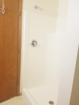 Master Bath View 2 - Walk-In Shower