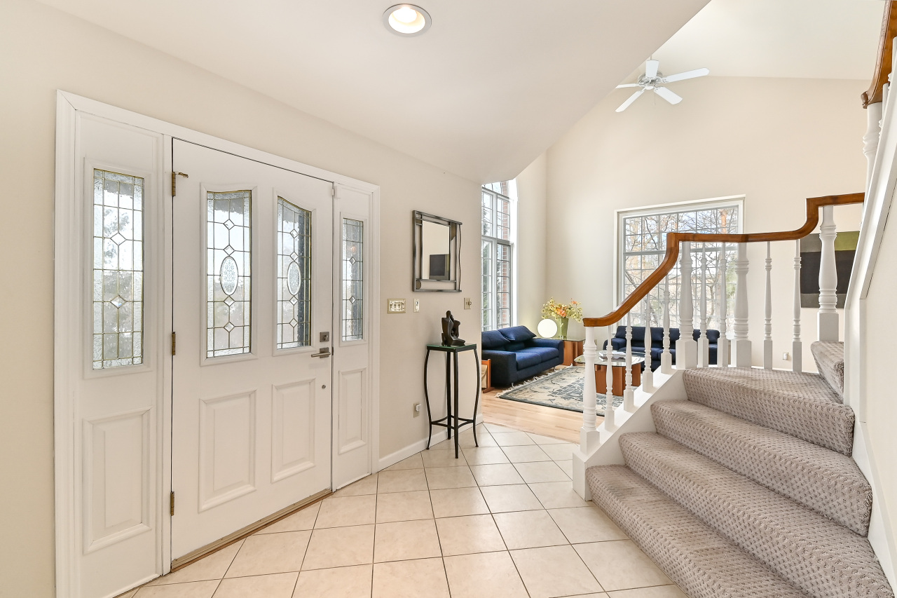 Sweeping Foyer Entry