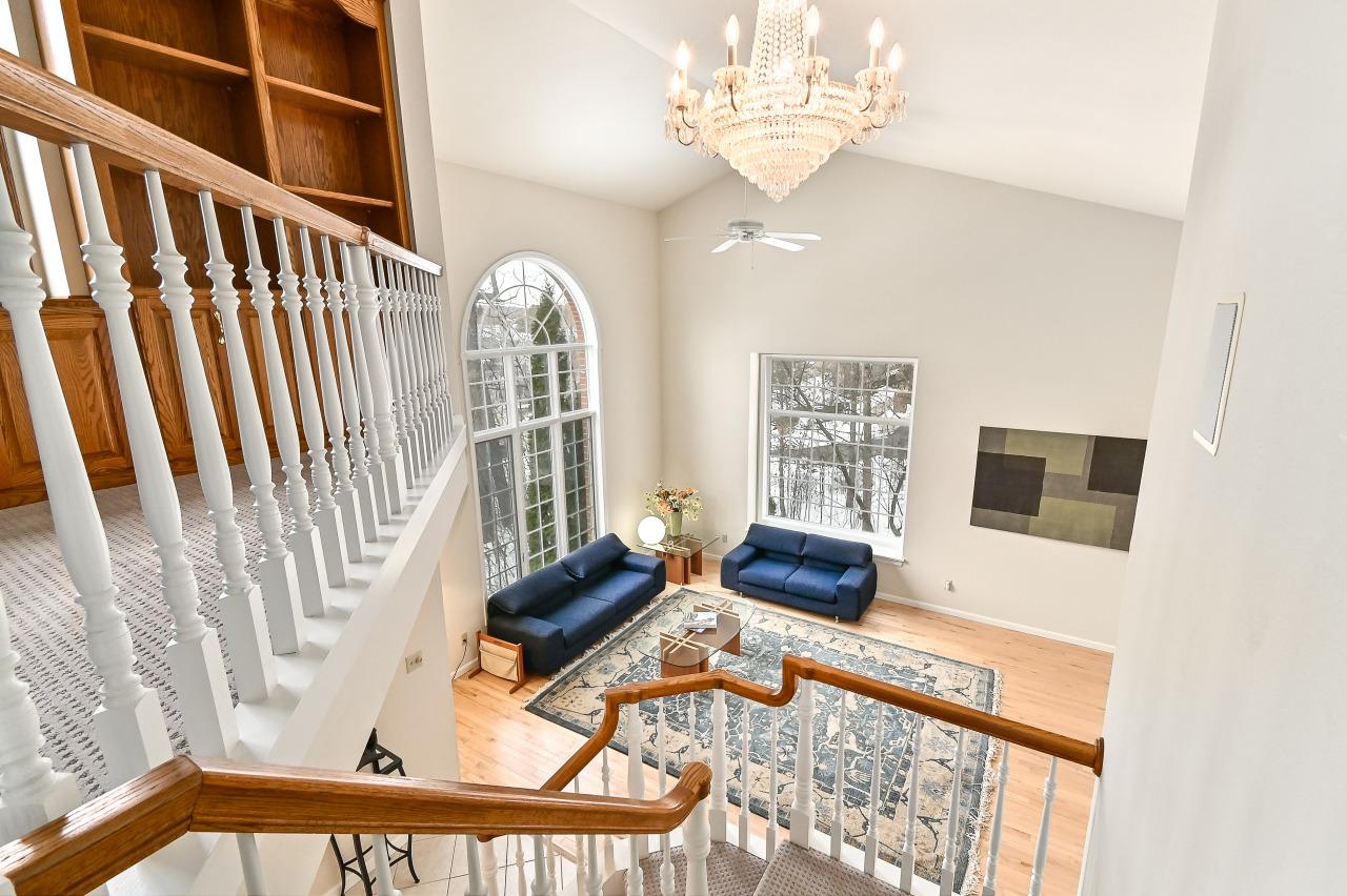 Loft & Living Room