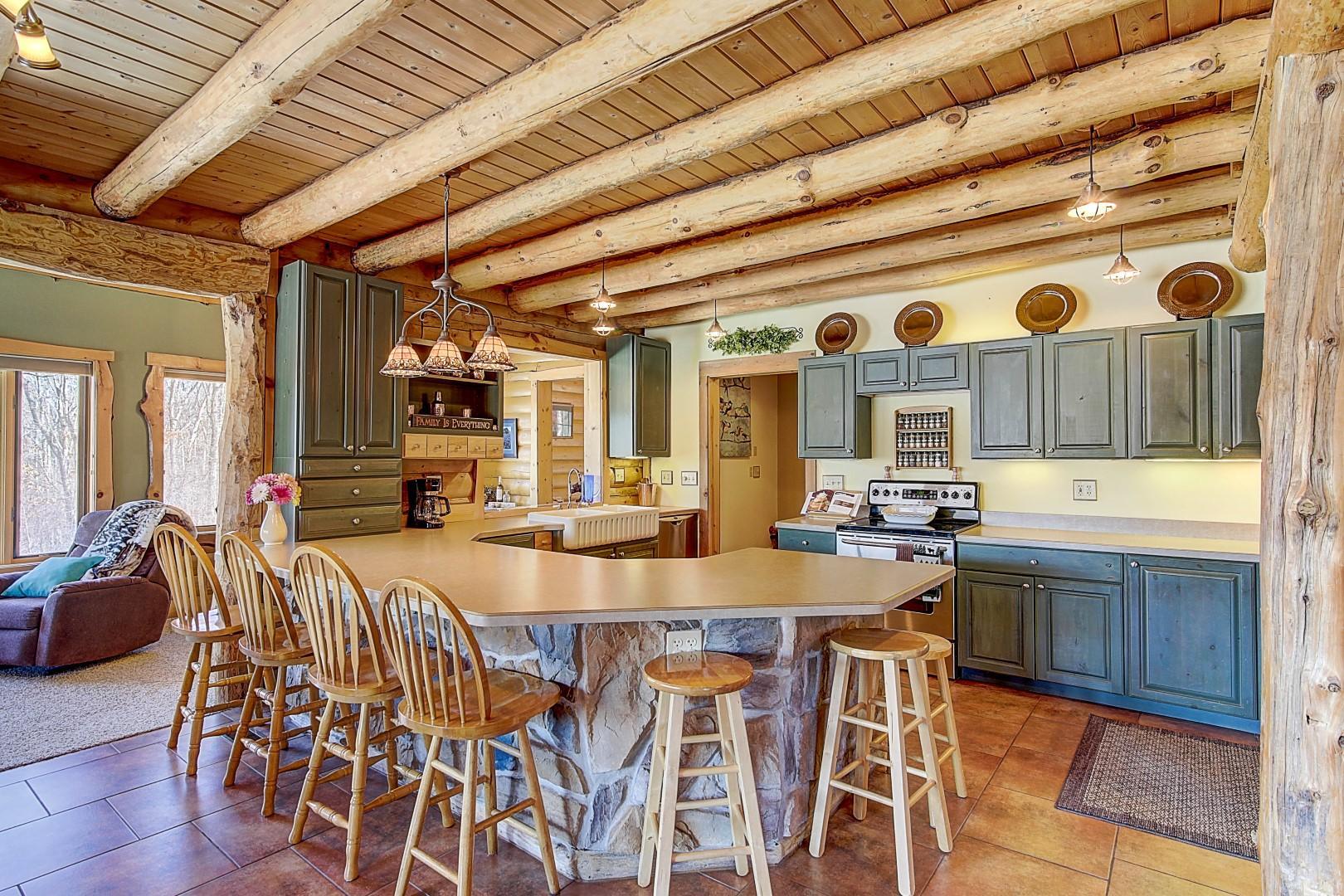 Kitchen - Includes Appliances