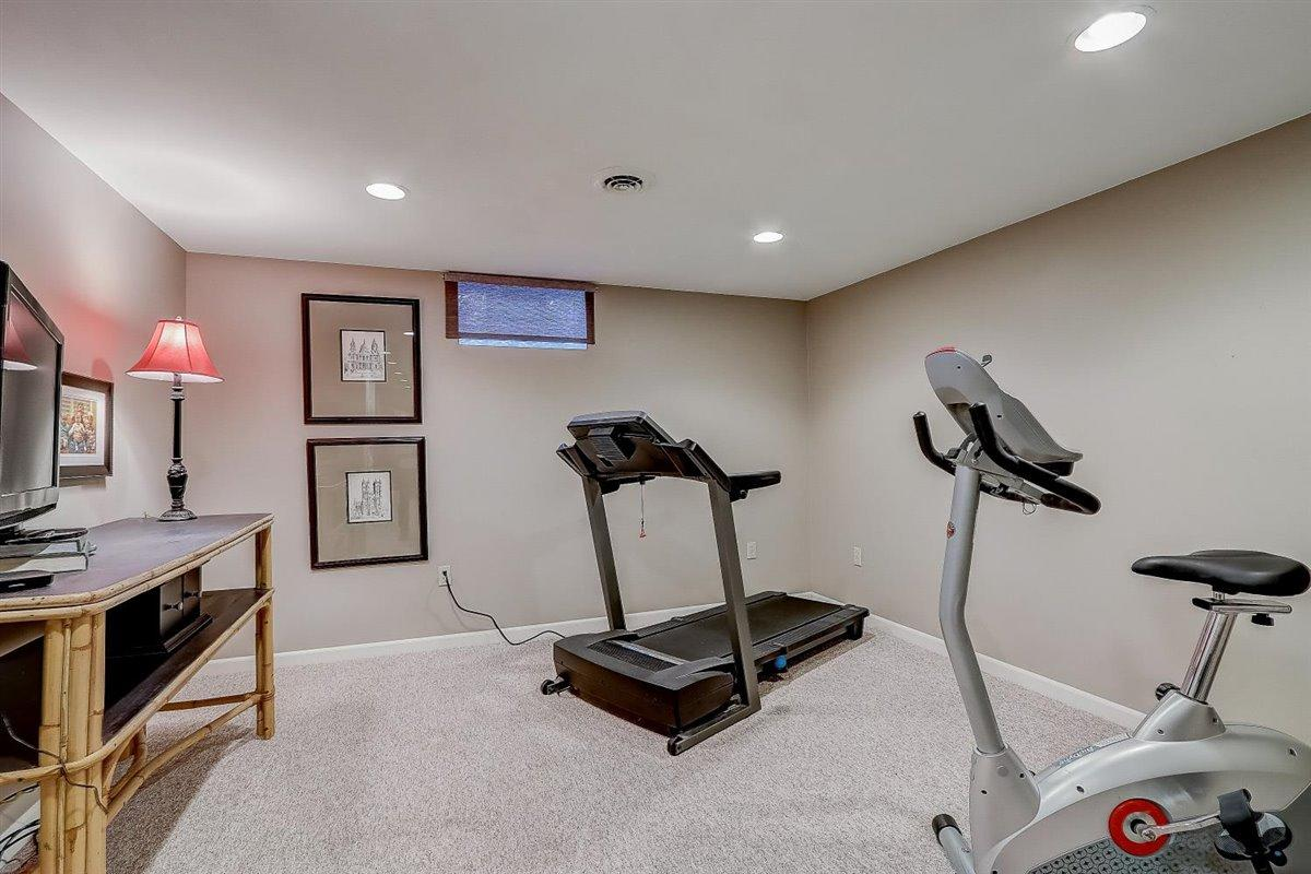 Exercise Room LL