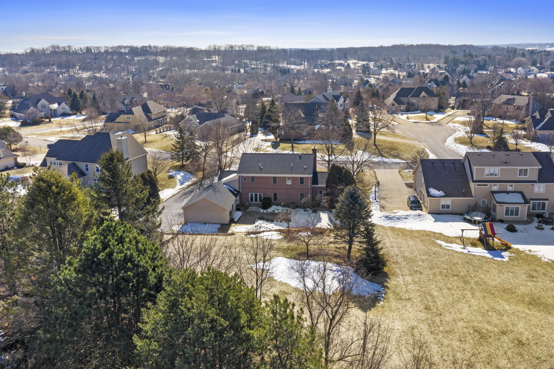 Neighborhood of Stately Homes