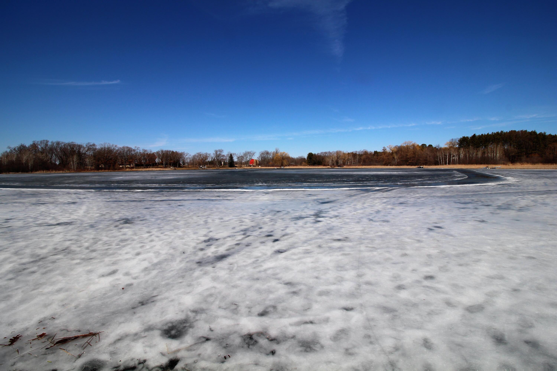 Lake (frozen)