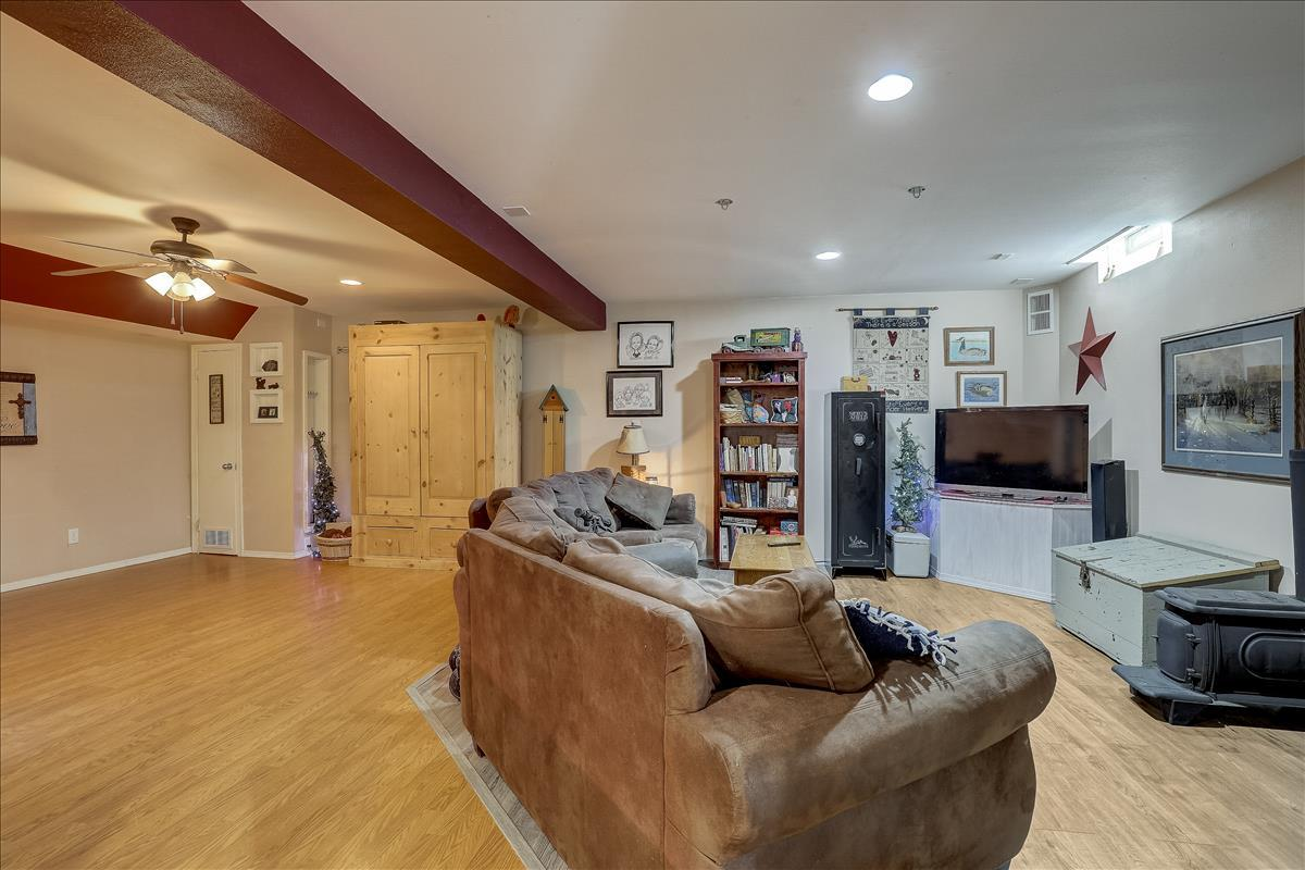 Rec Room and Family Room