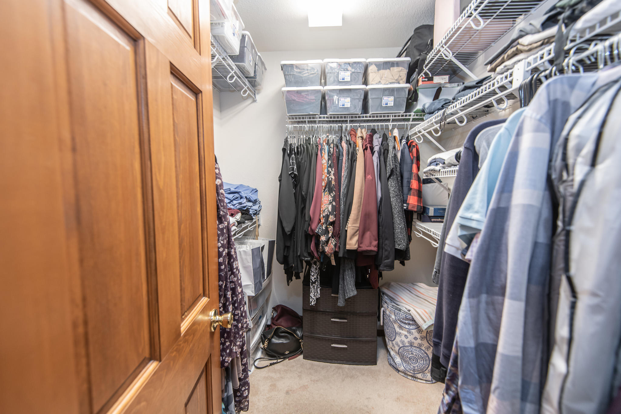 MWalk in Master Closet