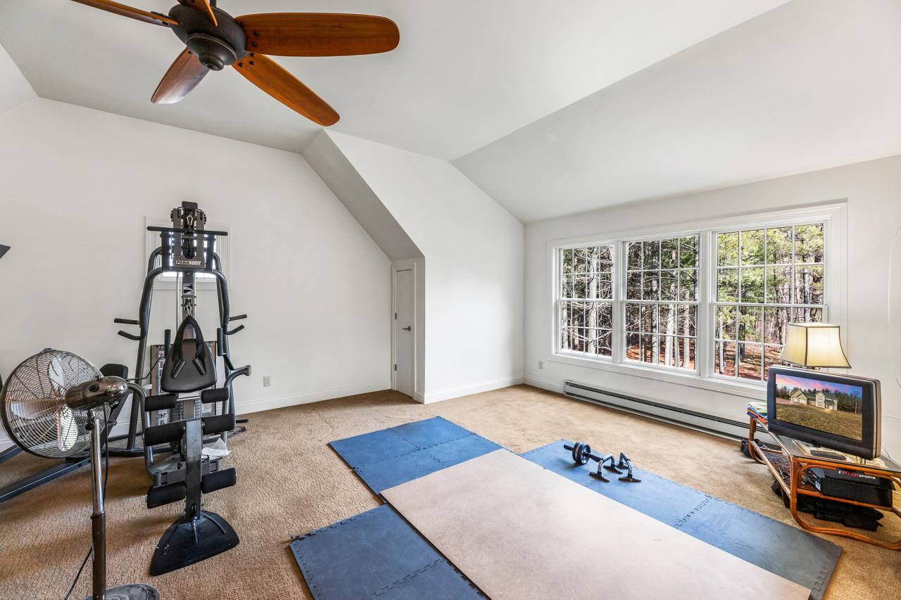 Upper Level Bonus Room