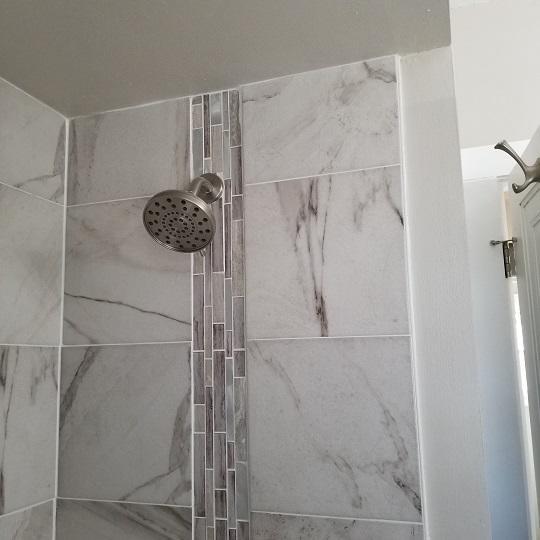 2nd Floor Shower Detail