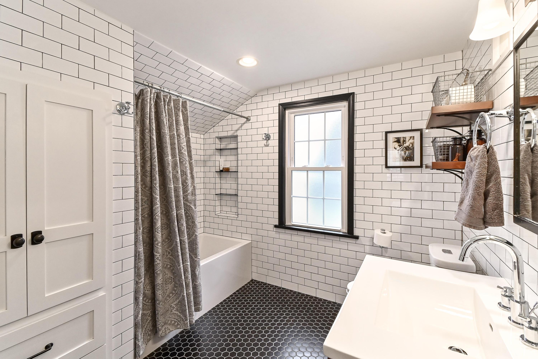 Remodeled full bath