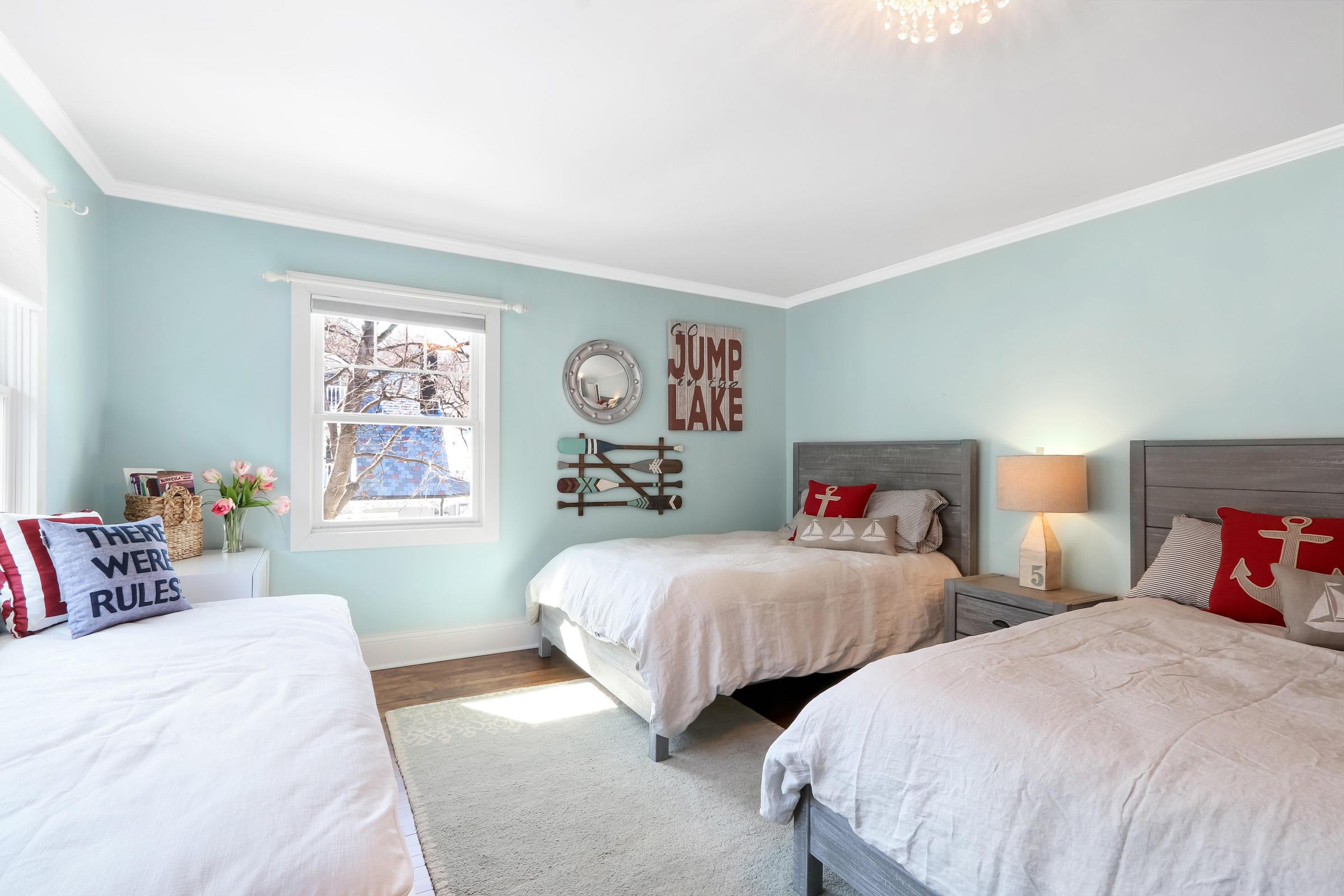 Bedroom #2 on Upper