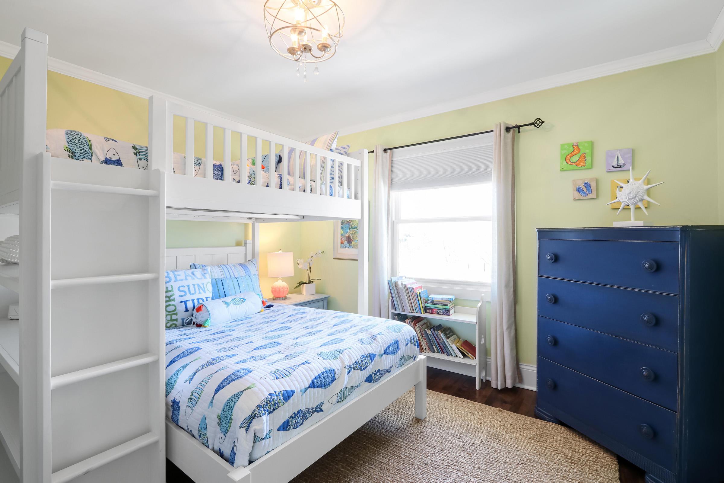 Bedroom #4 on Upper