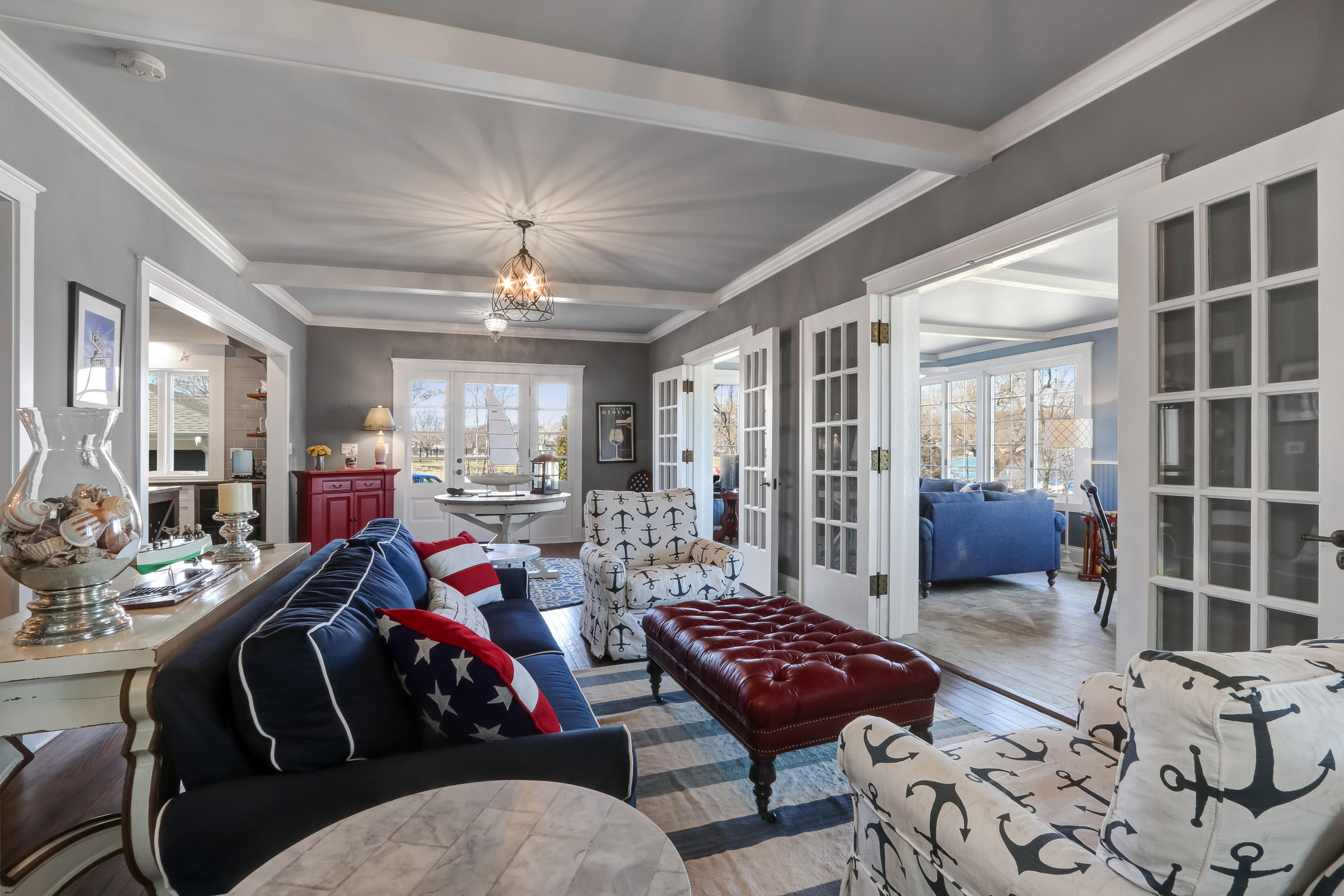 Living Room to Sun Room