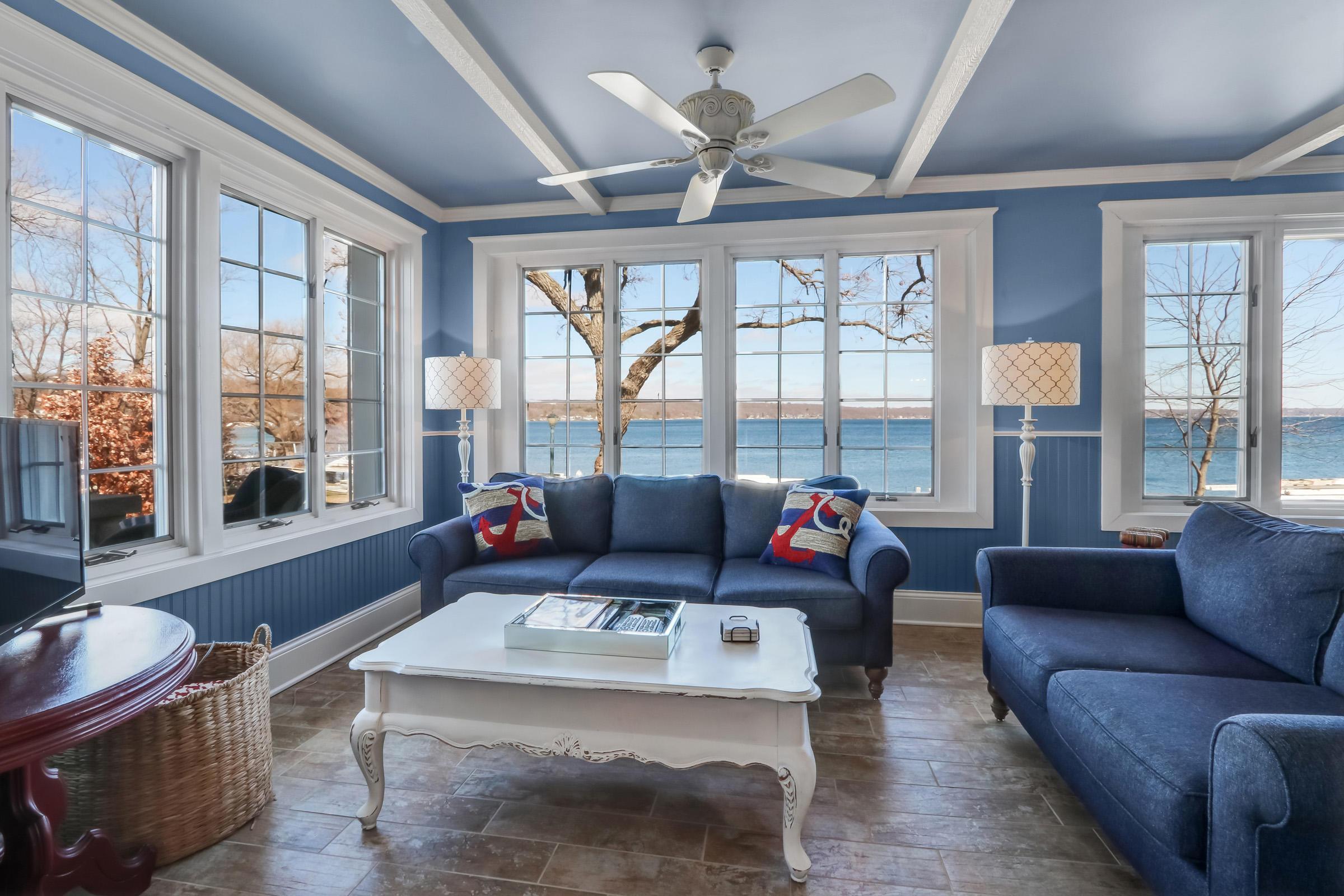 Lakeside Sun Room