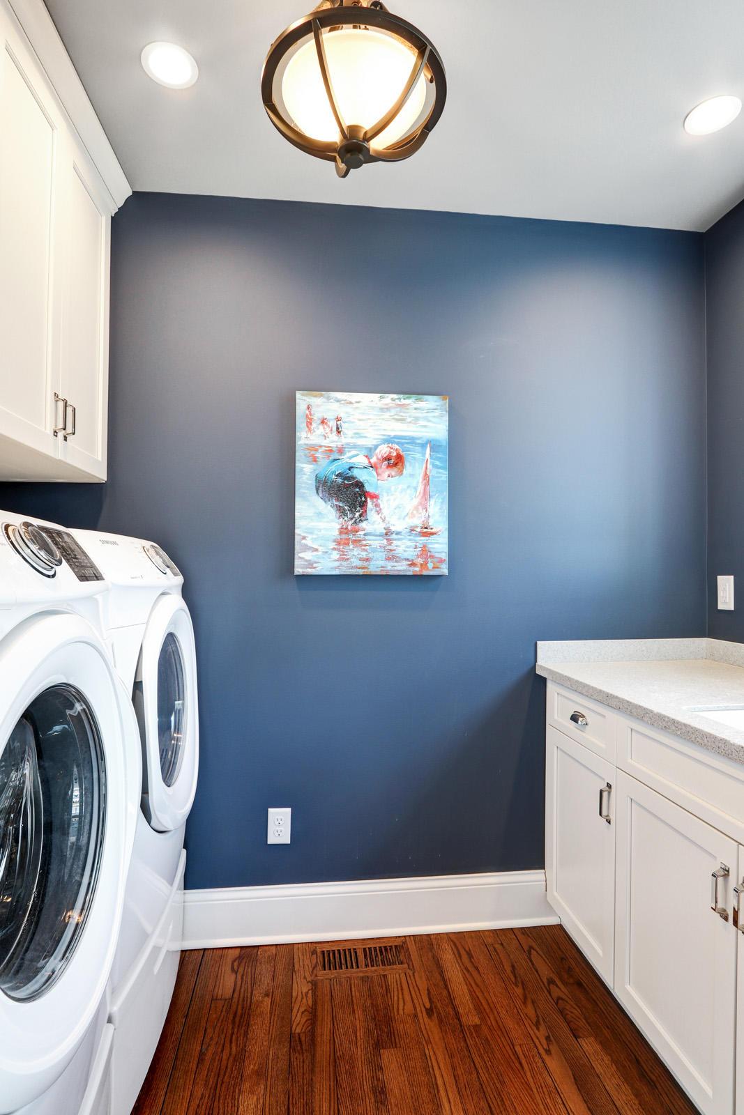 Laundry Room on Main