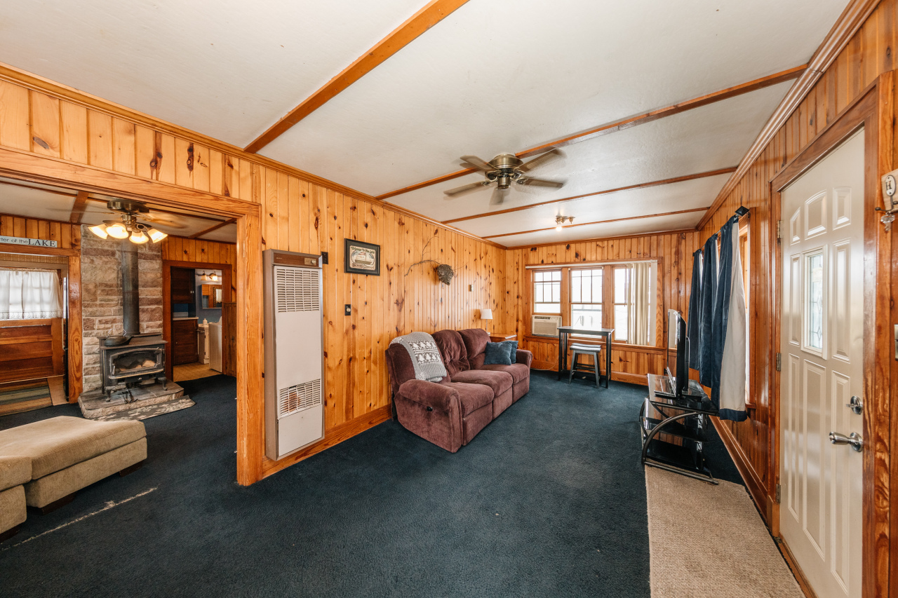 Cabin Look and Feel