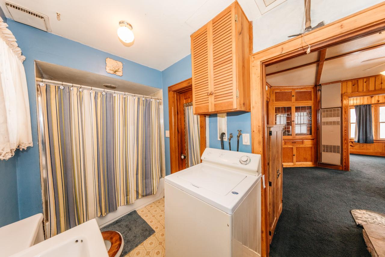 Shower over Tub