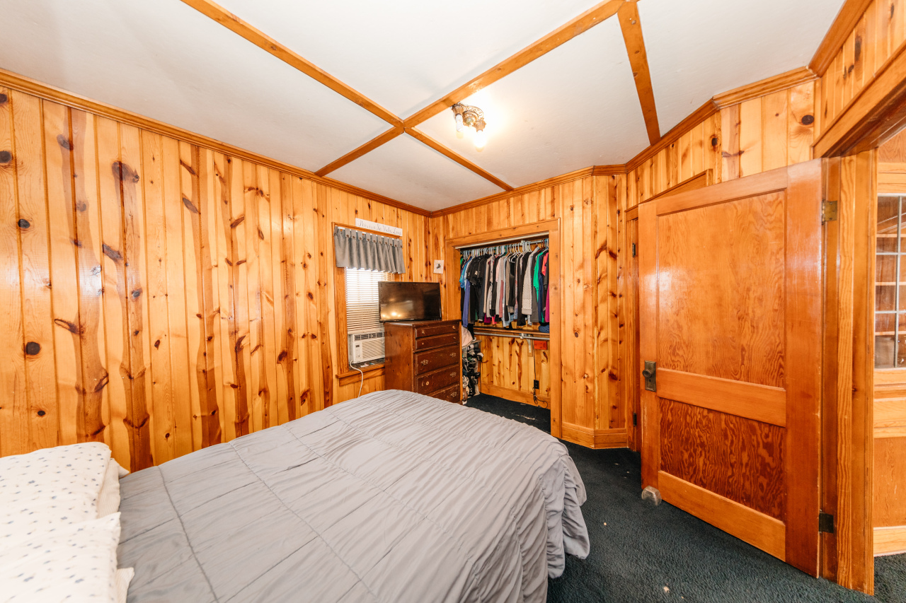 Two Large Closets