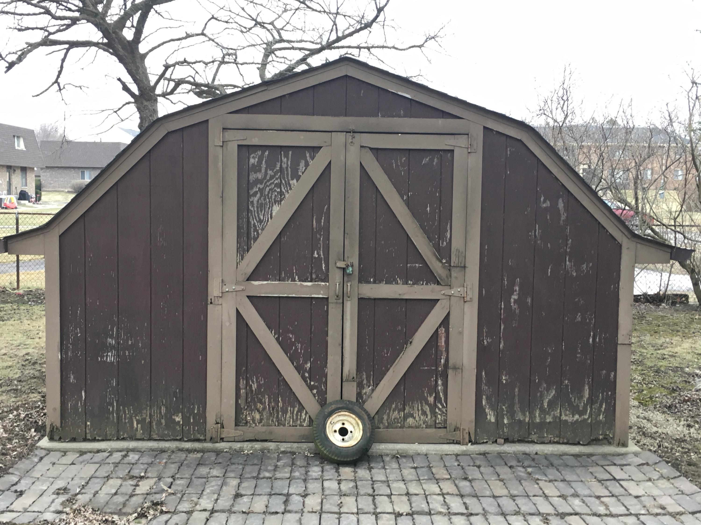 lynwood shed