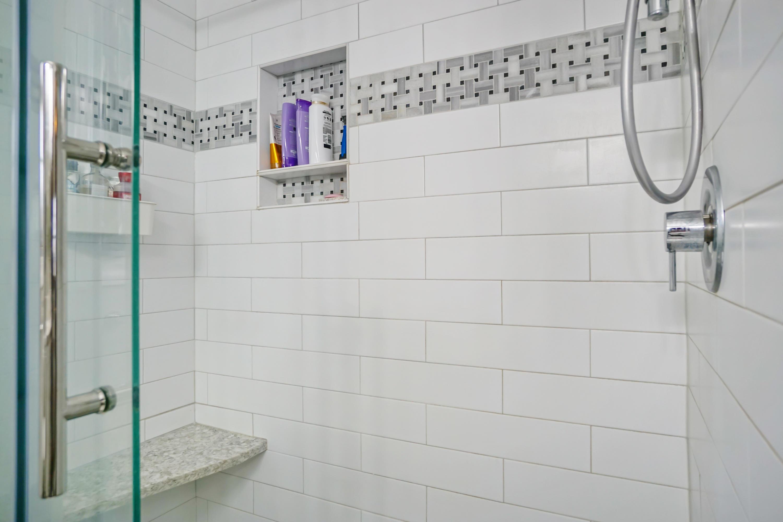 Primary Walk-in Shower