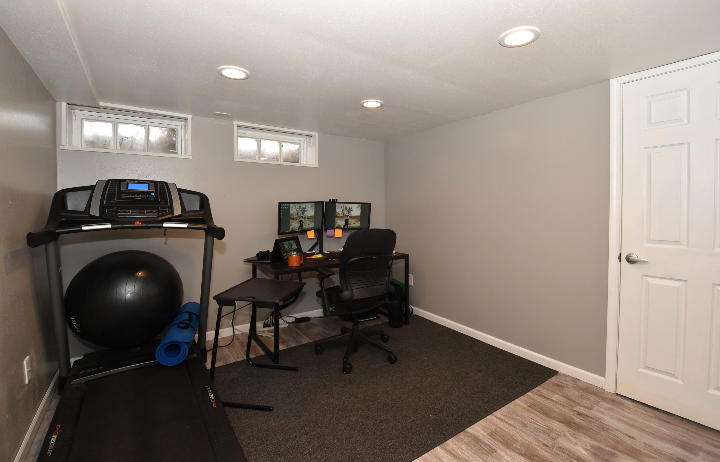 LL finished room