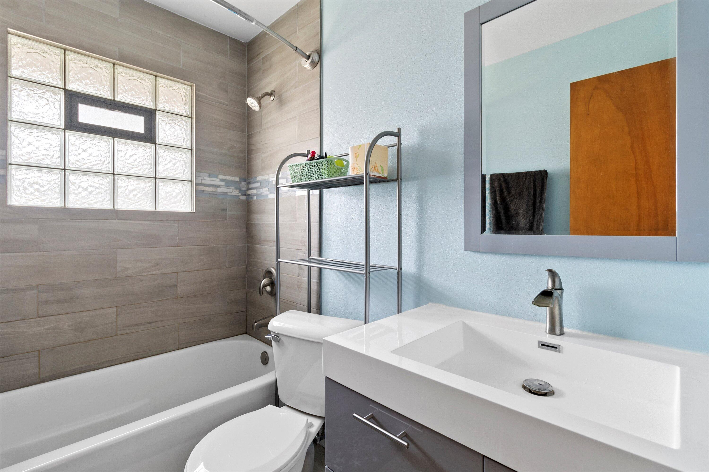 Updated main floor bath