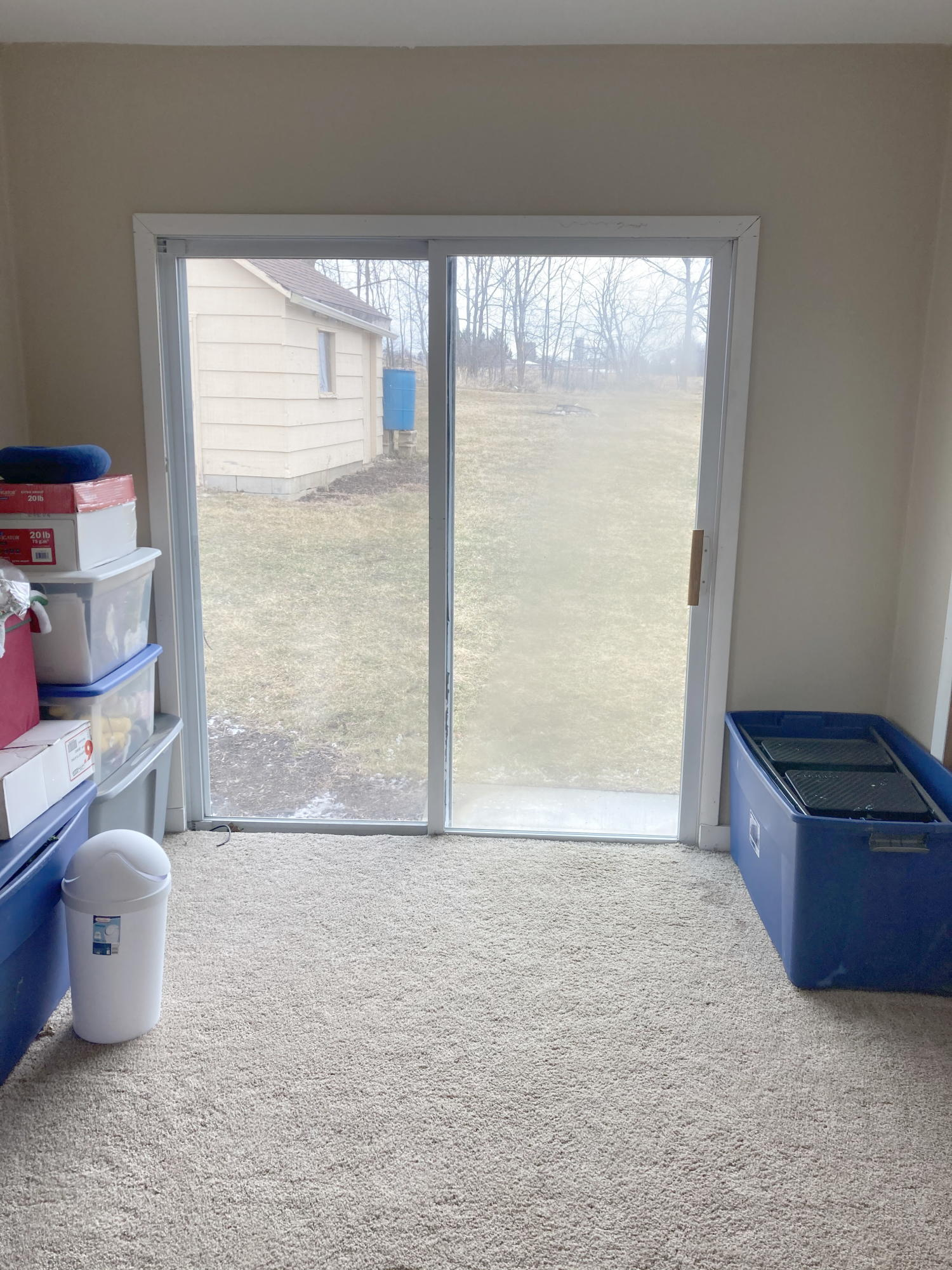 Patio Doors off Bedroom 3