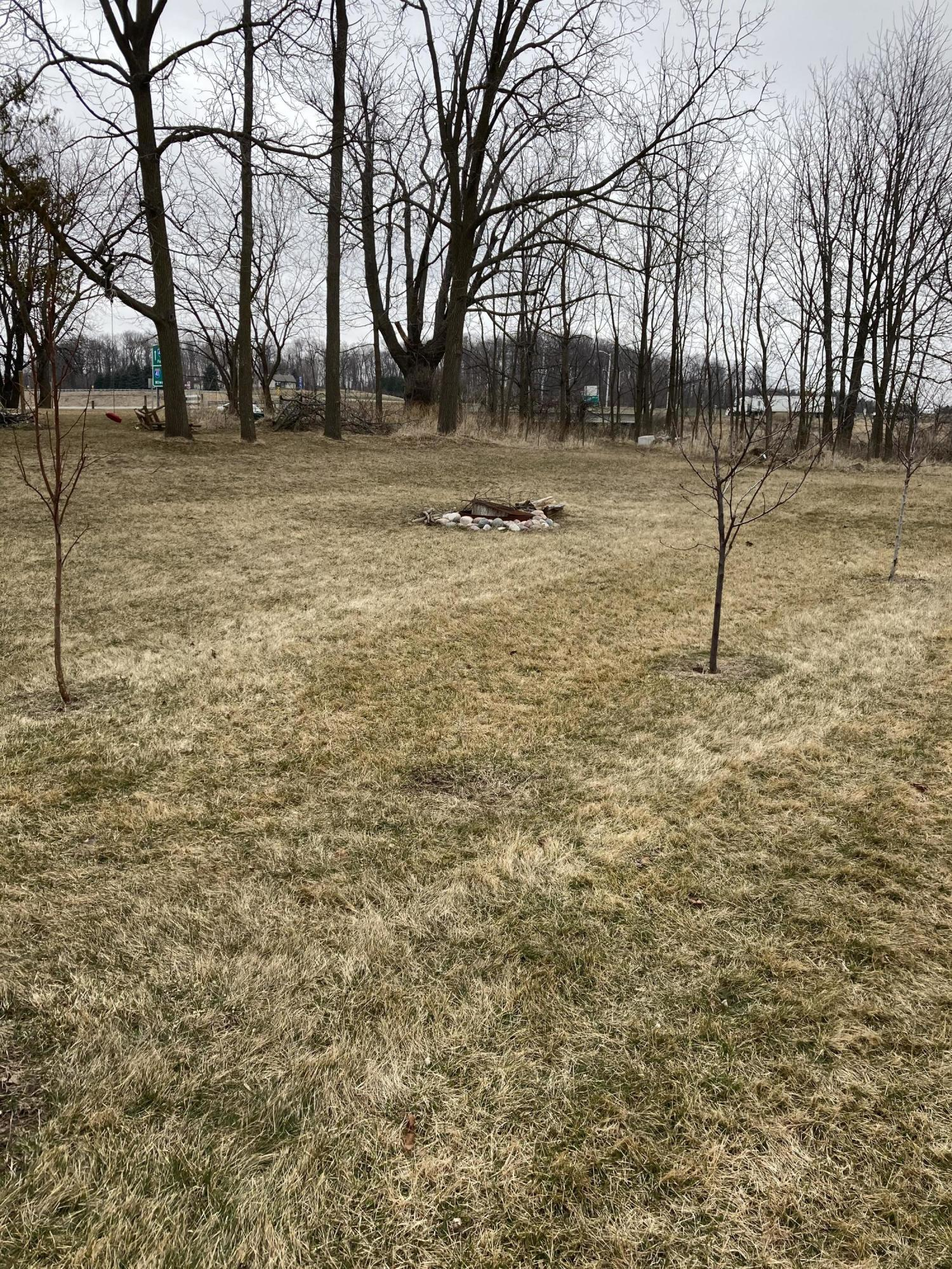 Fruit Trees Planted