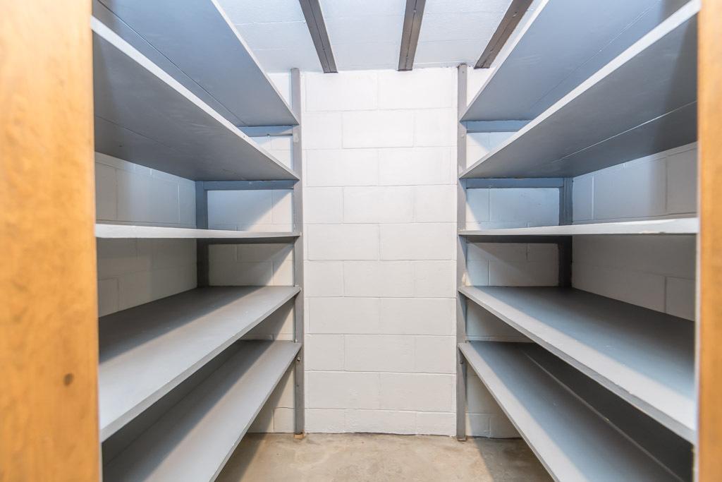 Built in Storage