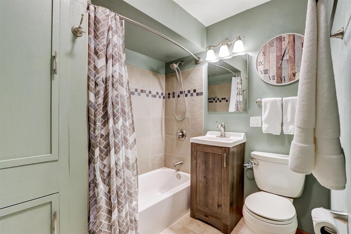 Full Bath~Main Floor