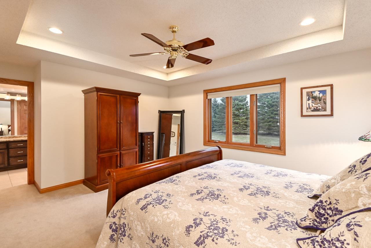 Recessed Ceiling Mstr Suite