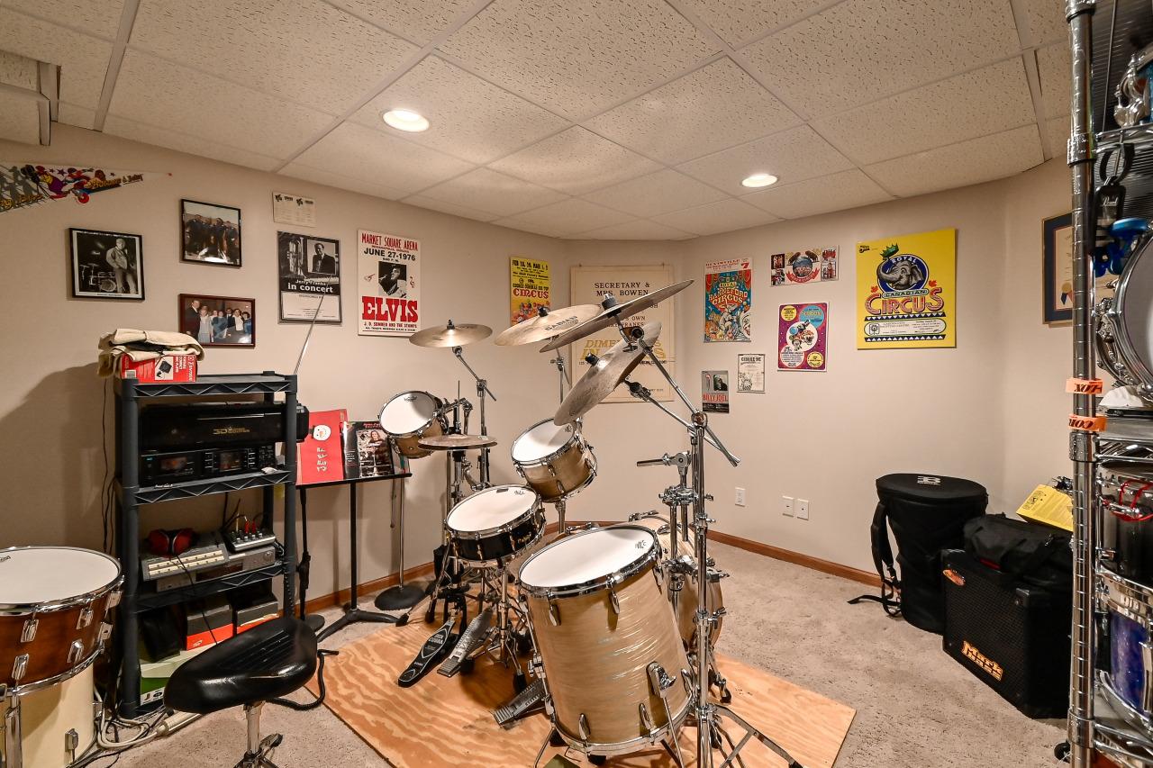 Music Room or Den