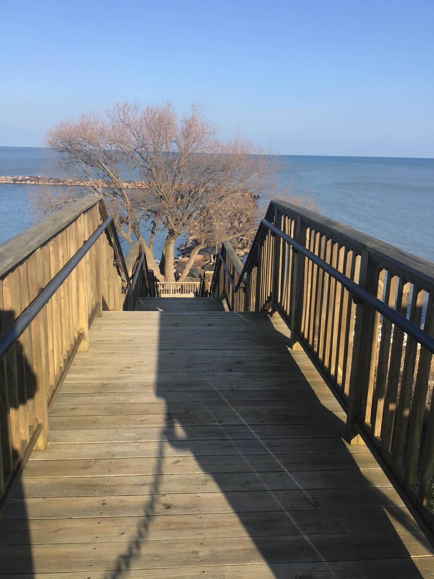 Park Shore Steps