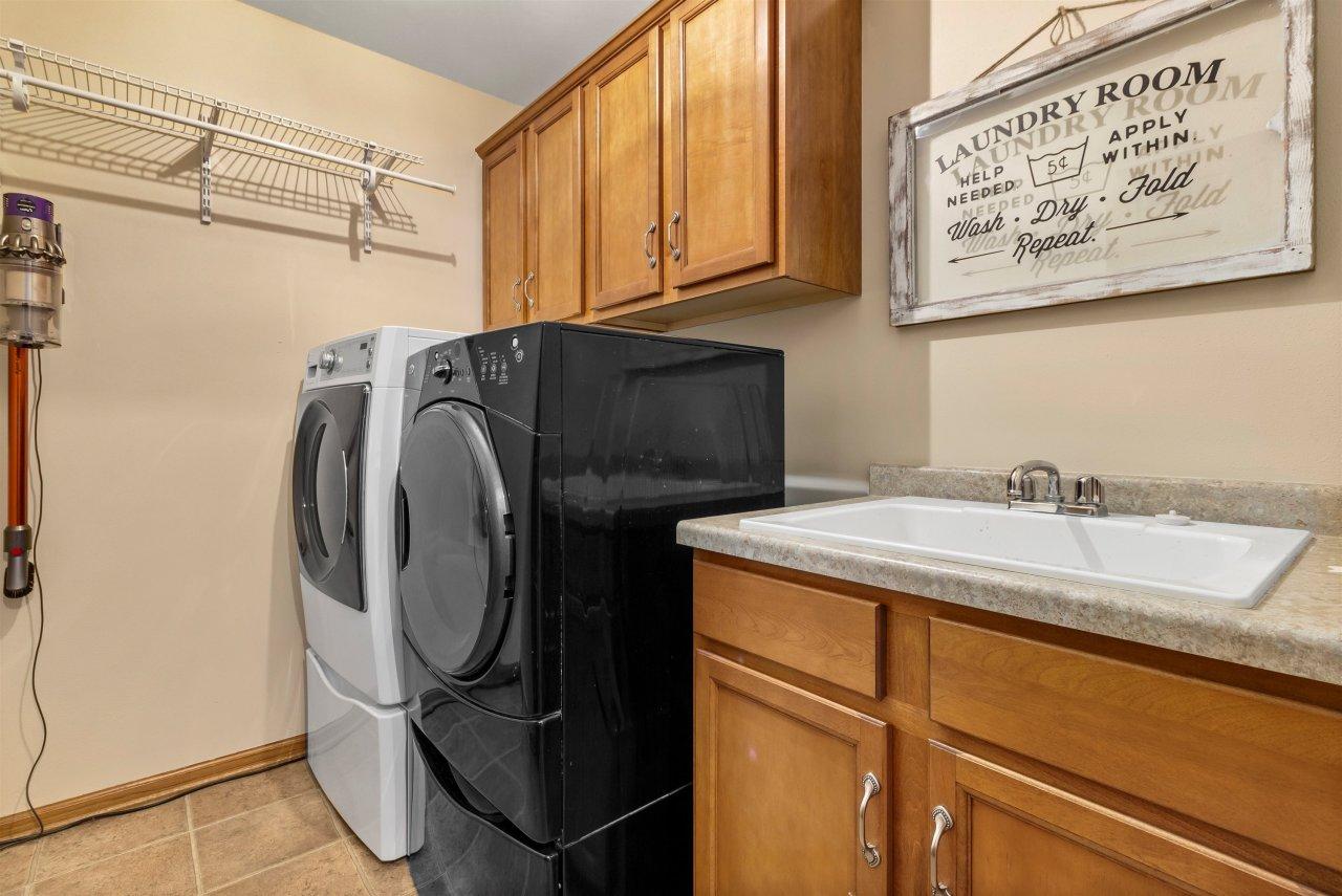Main Floor Laundry Room