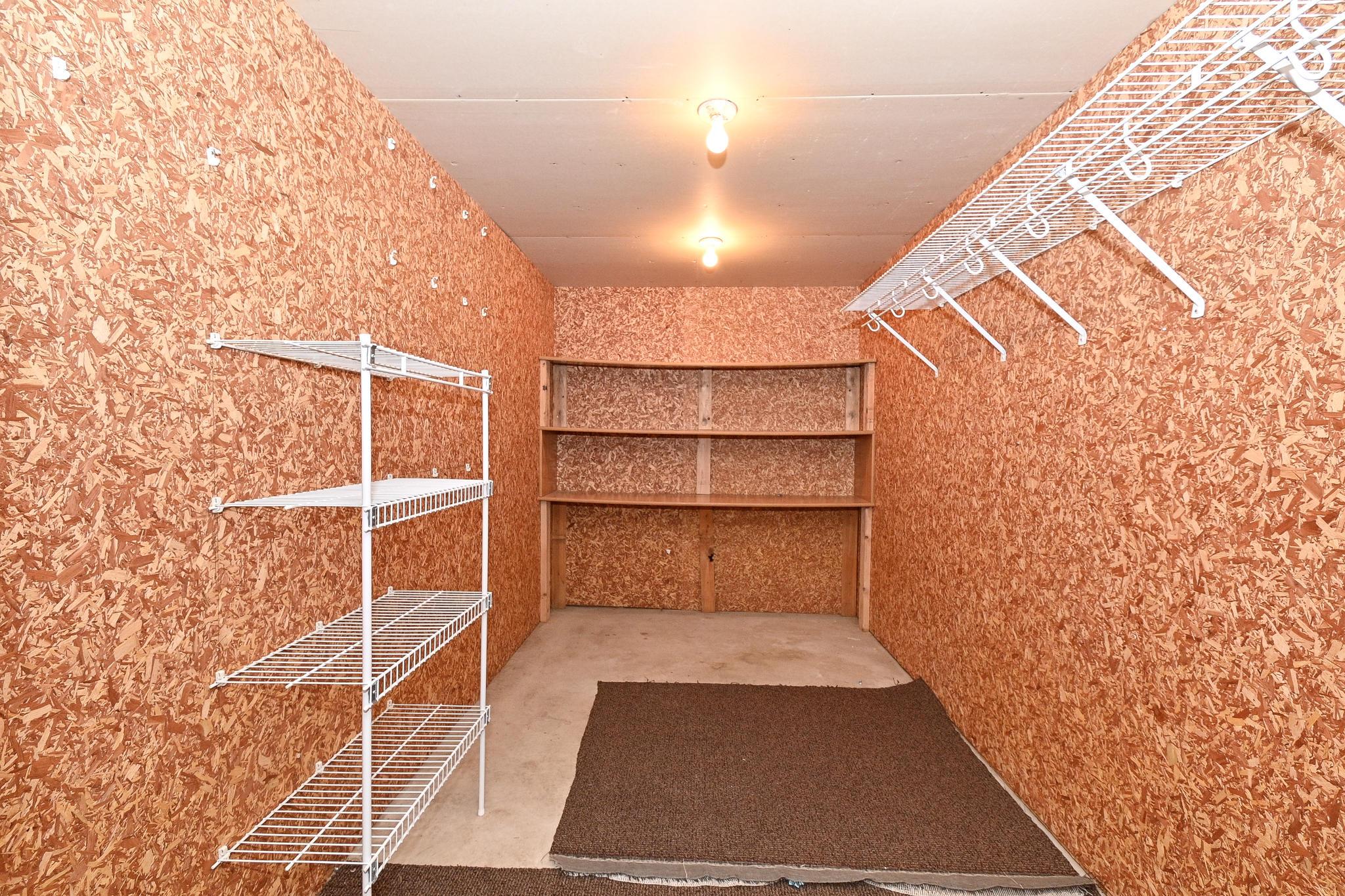 Large Cedar Closet