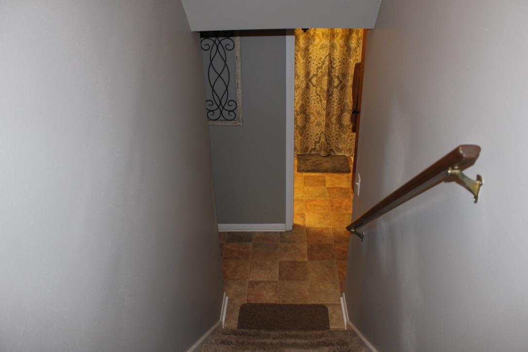 Stairs to Lower Level