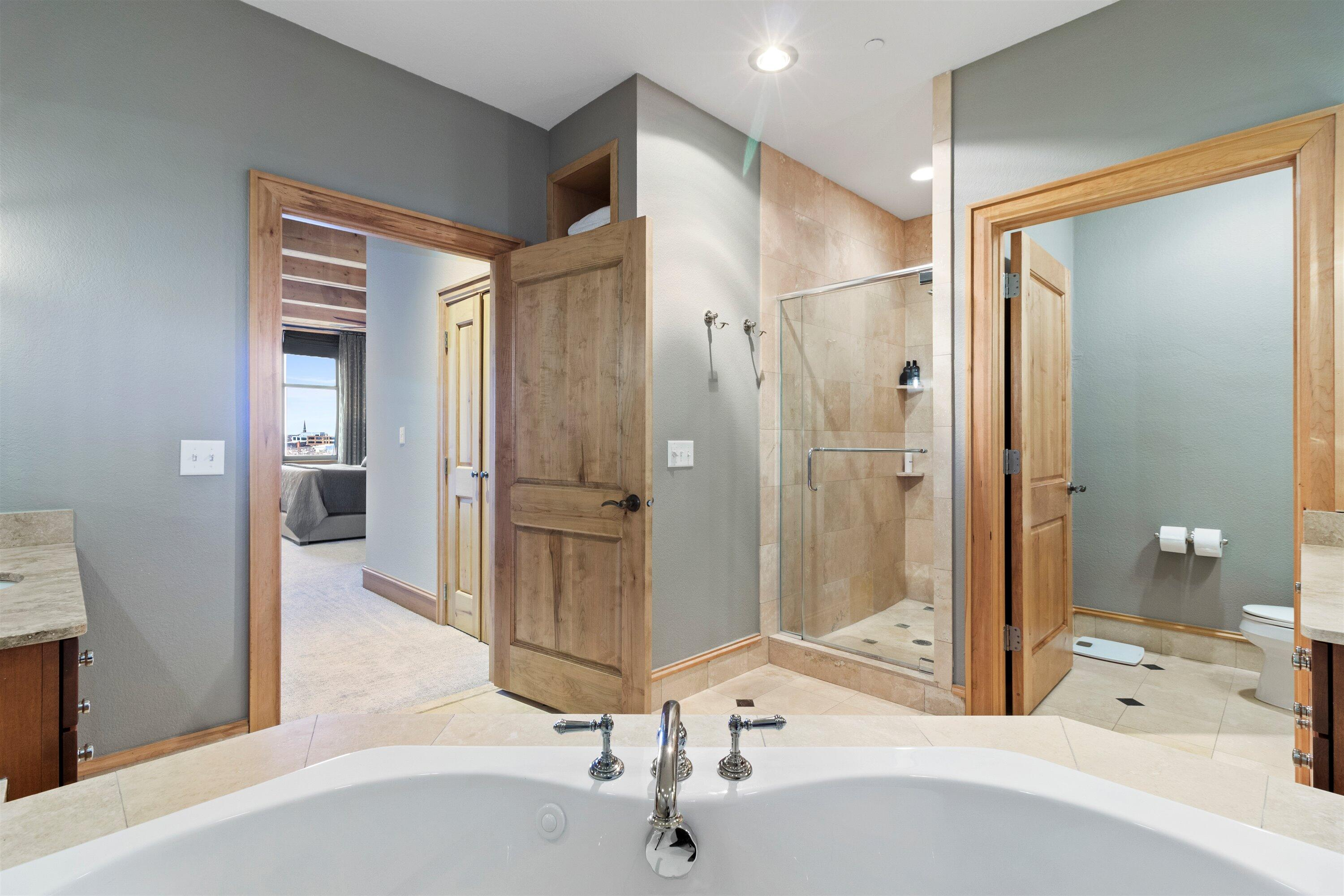 Another View of the Master Bath