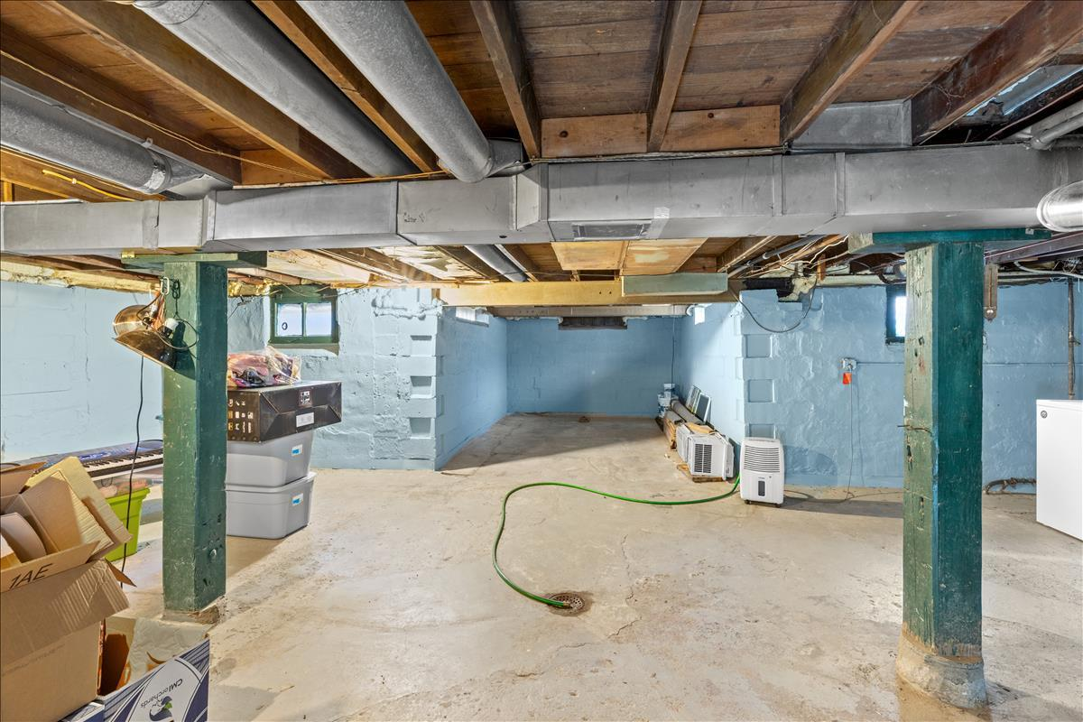 Basement view 1