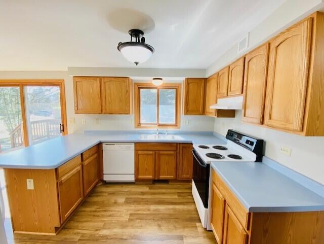 4 - Kitchen South View