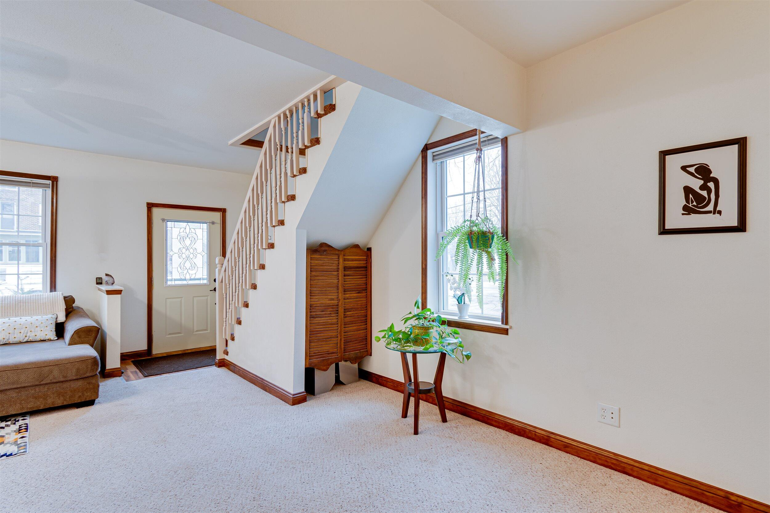 Stair view