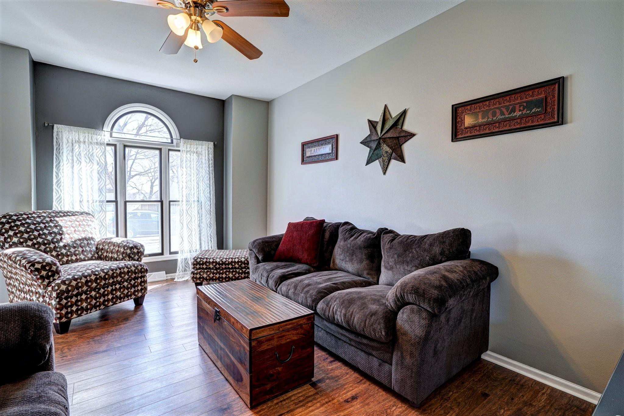 Family Room or Dining Room