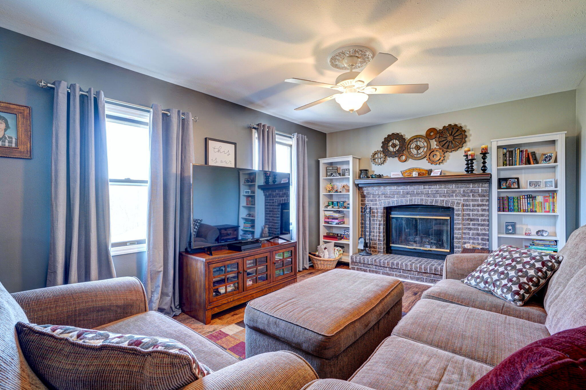 Great Room or Family Room