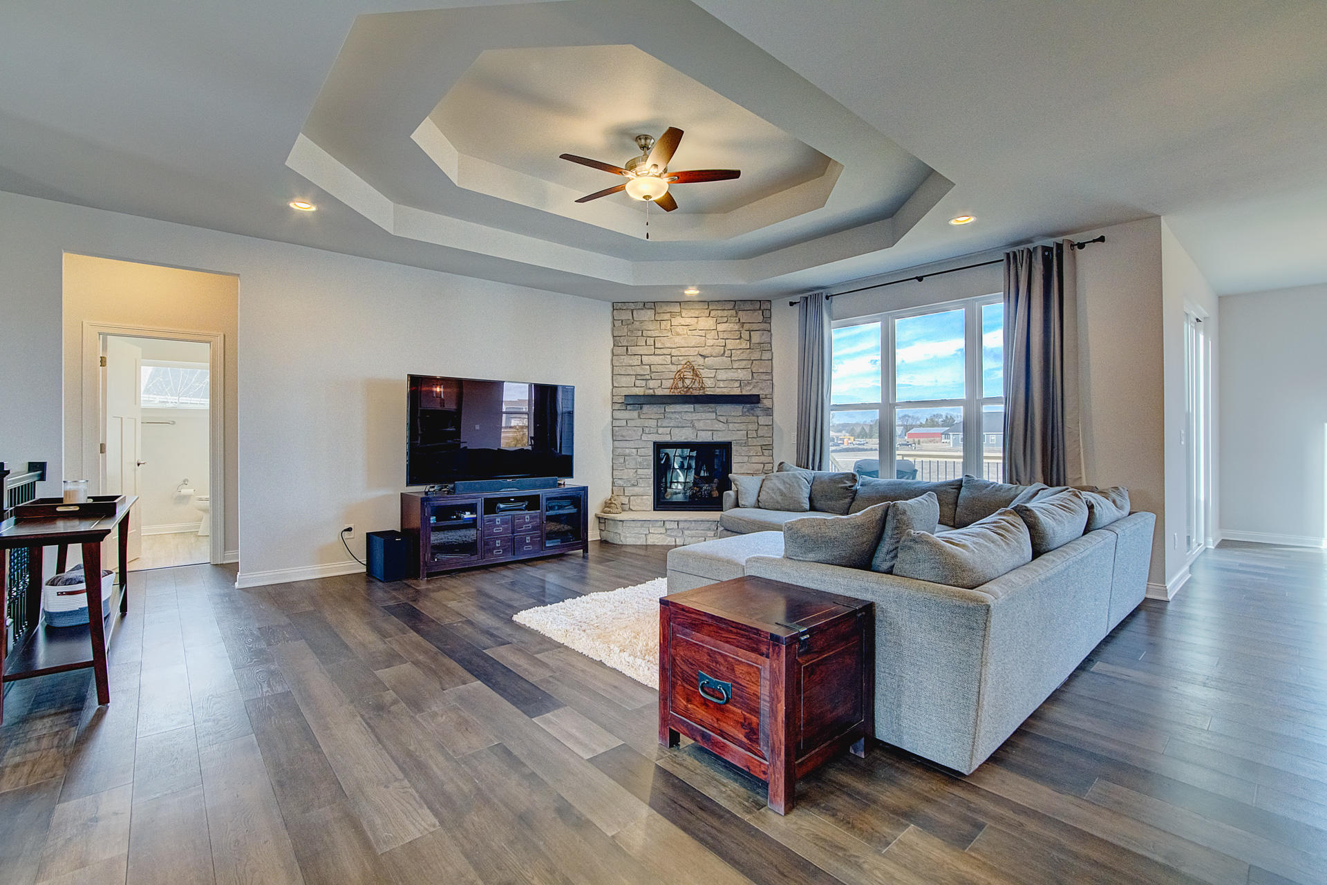 Great room .