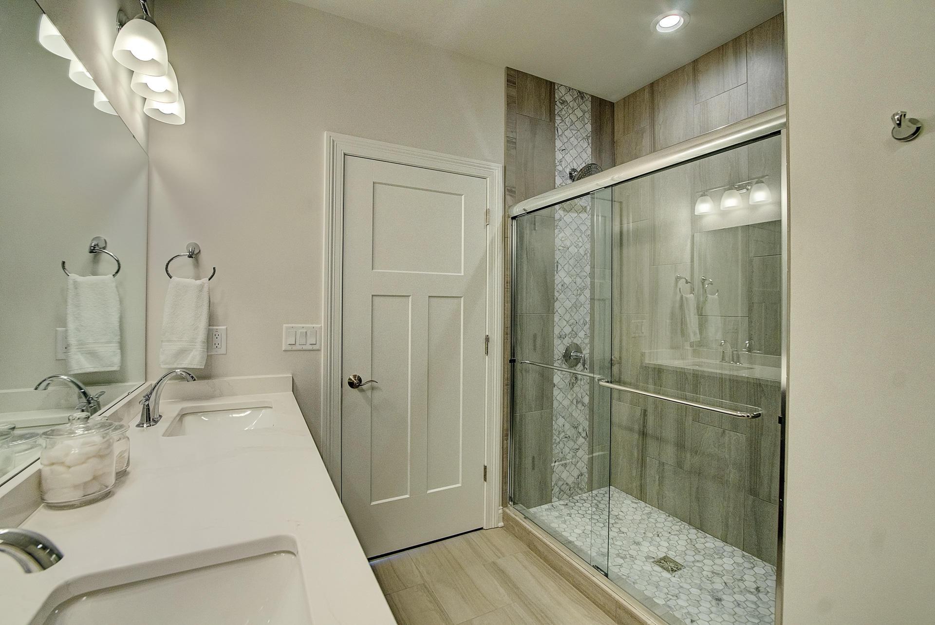 Master Shower..